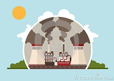 Air Quality Monitoring Station Stock Illustrations, Vectors.