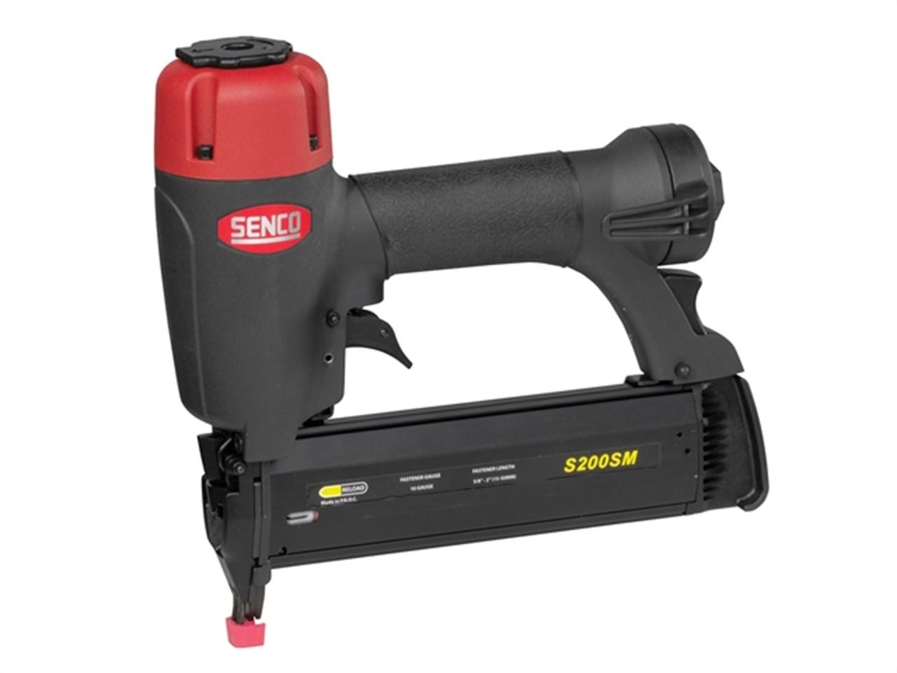 Senco S200SM Pneumatic Semi Pro Brad Nailer 16G.