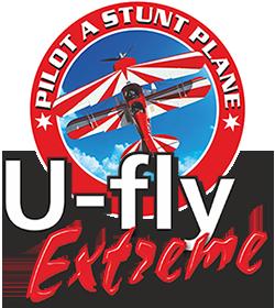 U Fly Extreme Pilot a Stunt Plane: Top ranking adrenalin pumping.