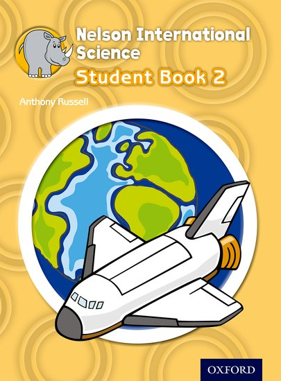 Nelson International Science Student Book 2.