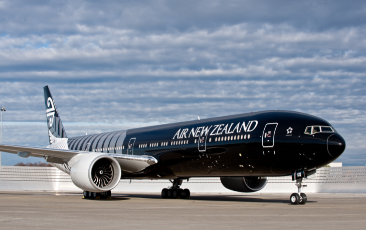 Air New Zealand Archives.