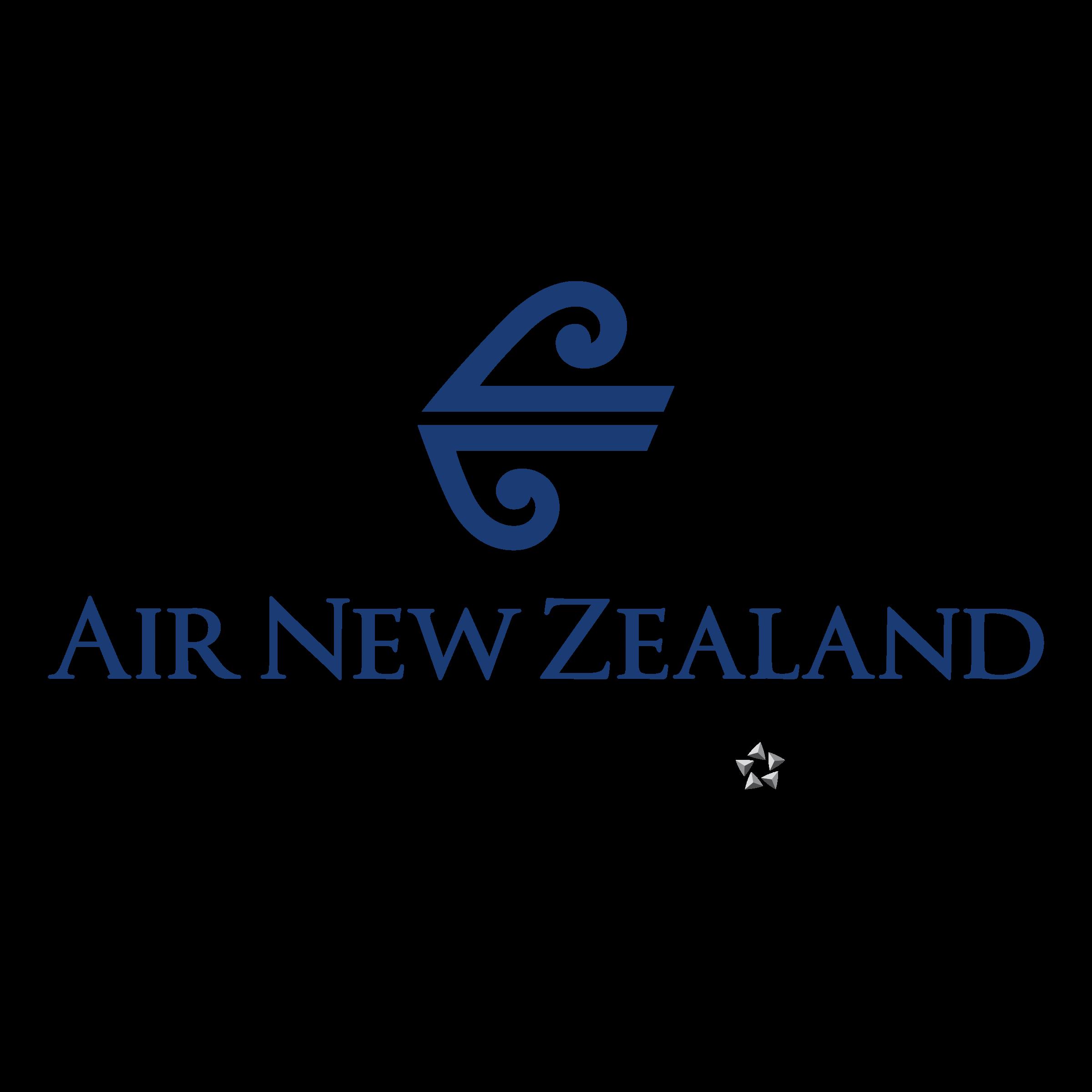 Air New Zealand Logo PNG Transparent & SVG Vector.
