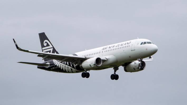 Air New Zealand flight delayed after passenger had gun in checked.