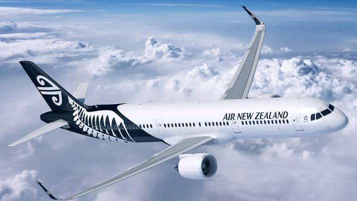 Air New Zealand's first ever direct service between Auckland and.
