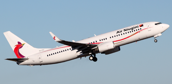 Air Niugini Might Just Be An Airline To Take Notice Of.