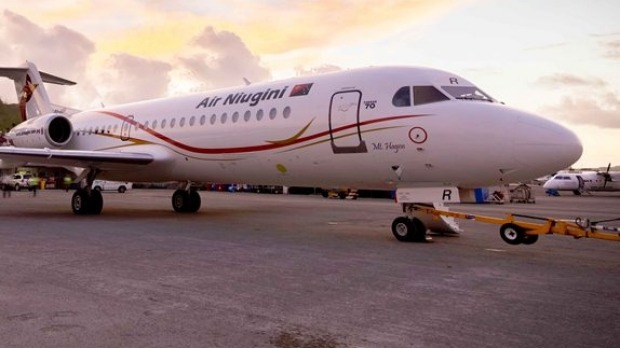 Airline review: Air Niugini economy Port Moresby to Sydney.