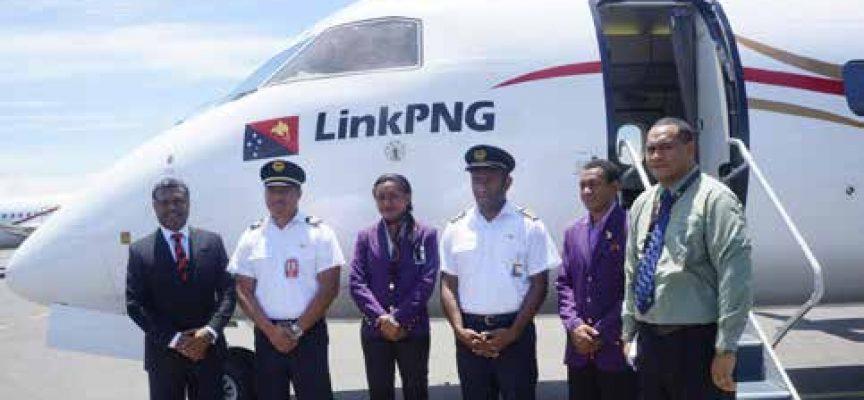 Air Niugini introduces new budget carrier.