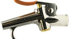 Compressed Air Guns Clipart.