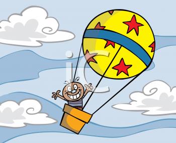 Air Transportation Clipart.