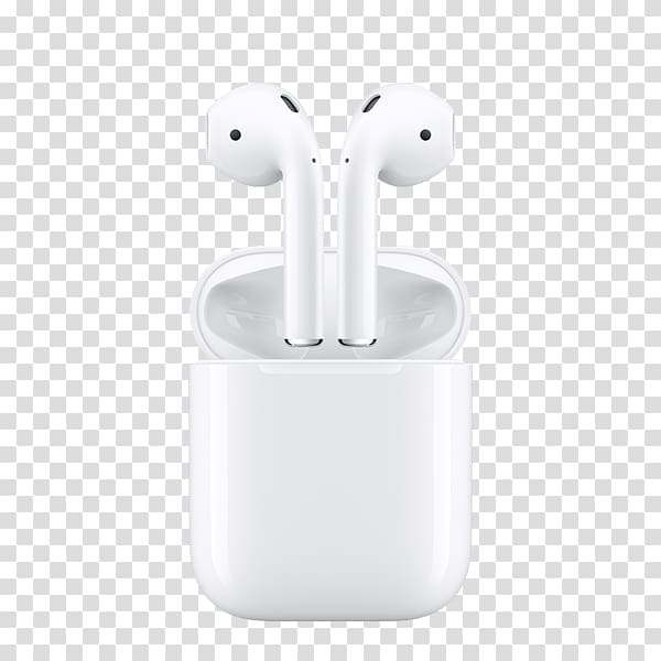 Apple AirPods Headphones iPhone, Apple Earbuds transparent.