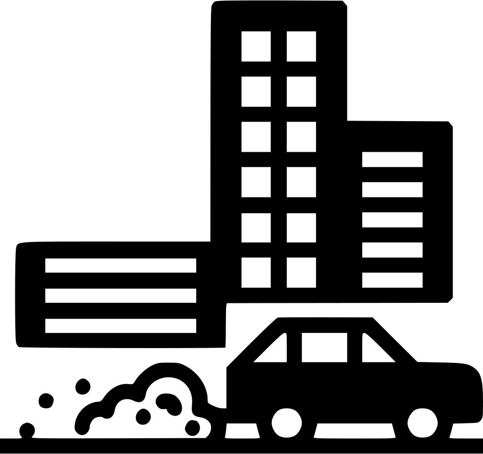 Clipart car air pollution, Clipart car air pollution.