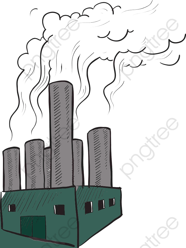 Air Pollution, Pollution Clipart, Sewage PNG Transparent Image and.