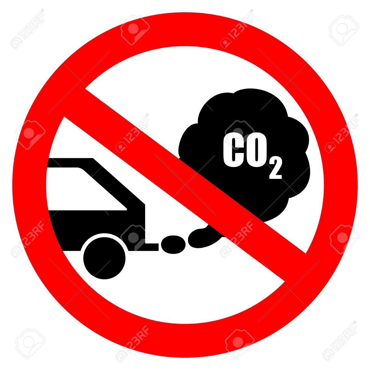 Air Pollution Prevention Clipart.