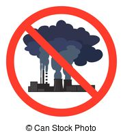 Nature pollution clipart.