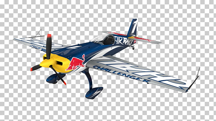 Airplane 2017 Red Bull Air Race World Championship Aircraft.