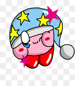Kirby Air Ride clipart.