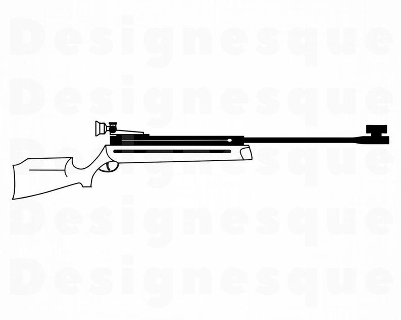 Guns clipart air rifle, Guns air rifle Transparent FREE for.