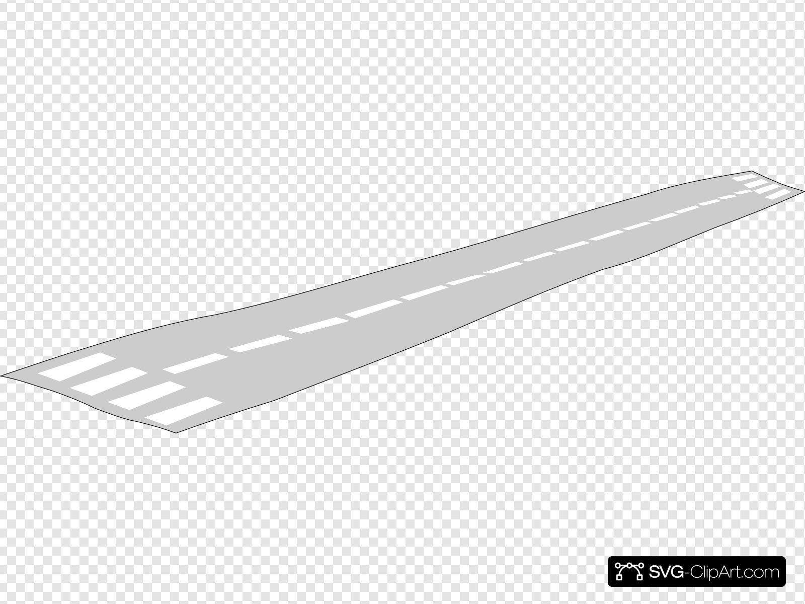 Airport Runway Clip art, Icon and SVG.