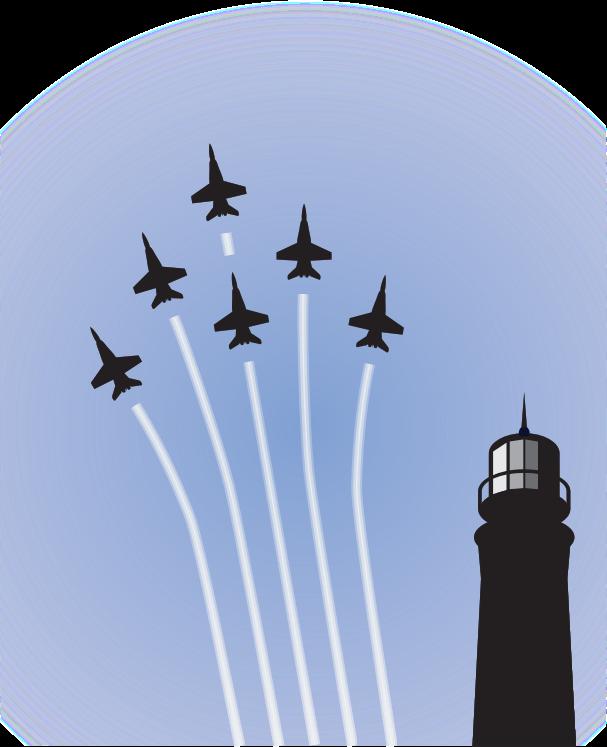 Free Military Air Show Clip Art.