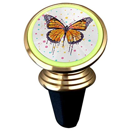 Amazon.com: BLUESSKY Monarch Butterfly Magnetic Car Mount.