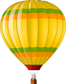 Hot, Air, Balloon.