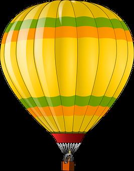 Hot, Air, Balloon.