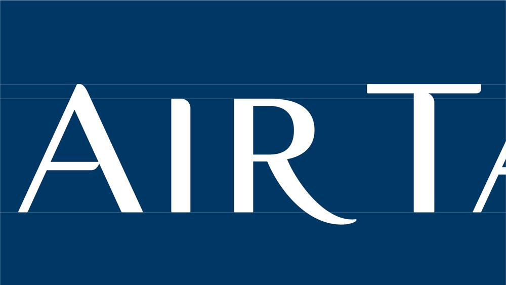 Brand New: New Logo for Air Tahiti Nui by Futurebrand.