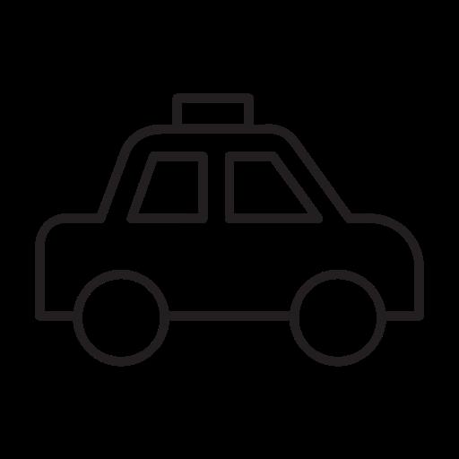Air, airline, airplane, airport, airship, taxi icon.