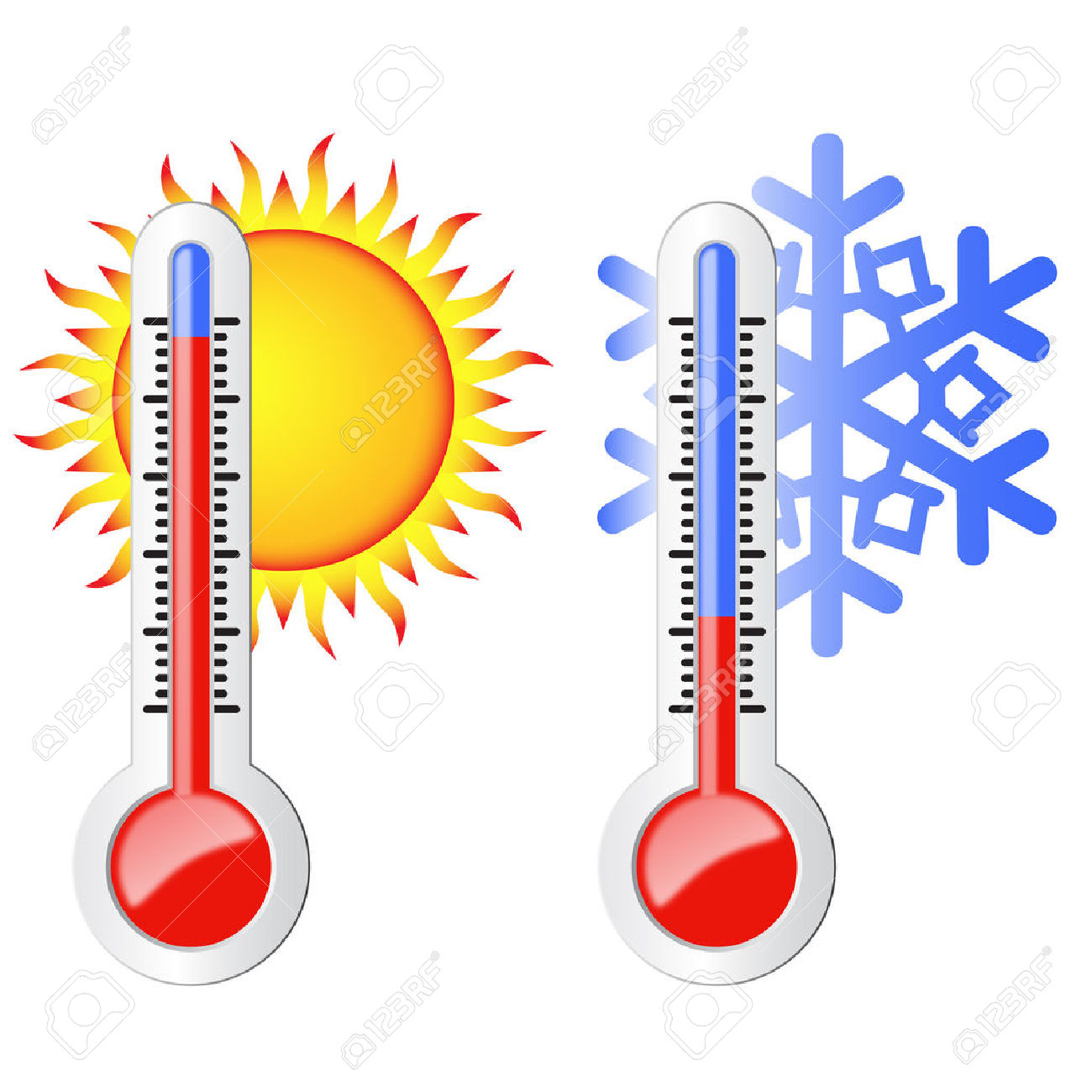 Air temperature clipart - Clipground
