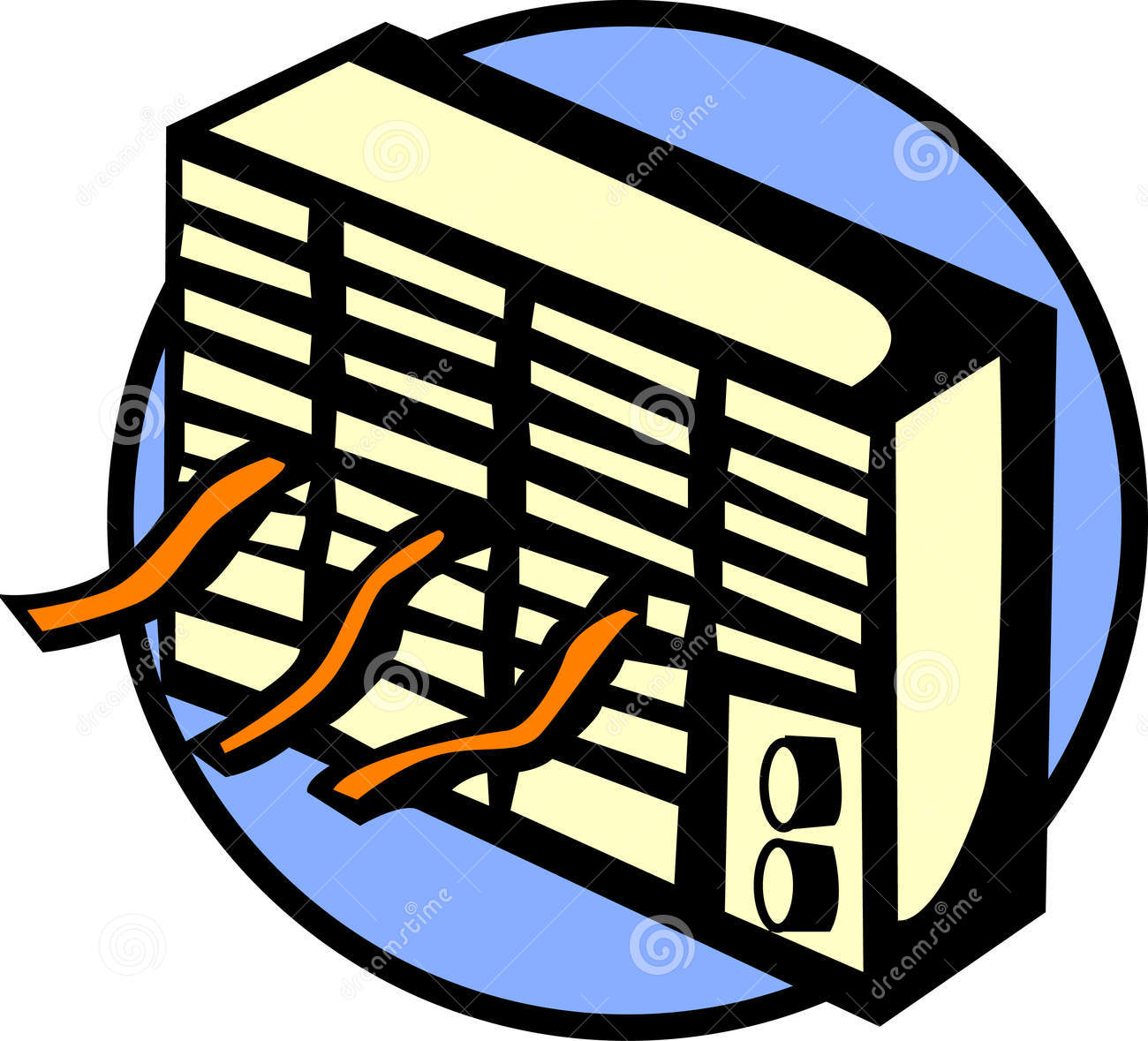 Clipart air conditioner.