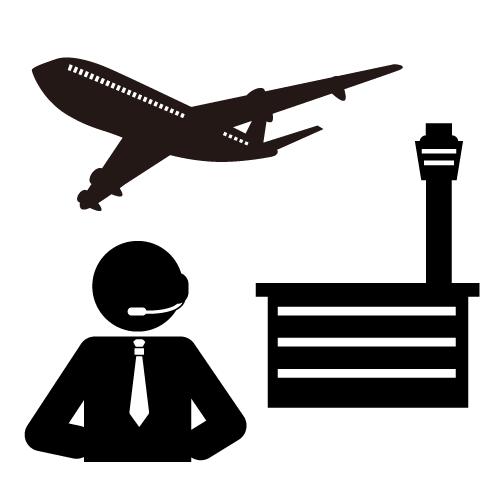 Air Traffic Control Clipart