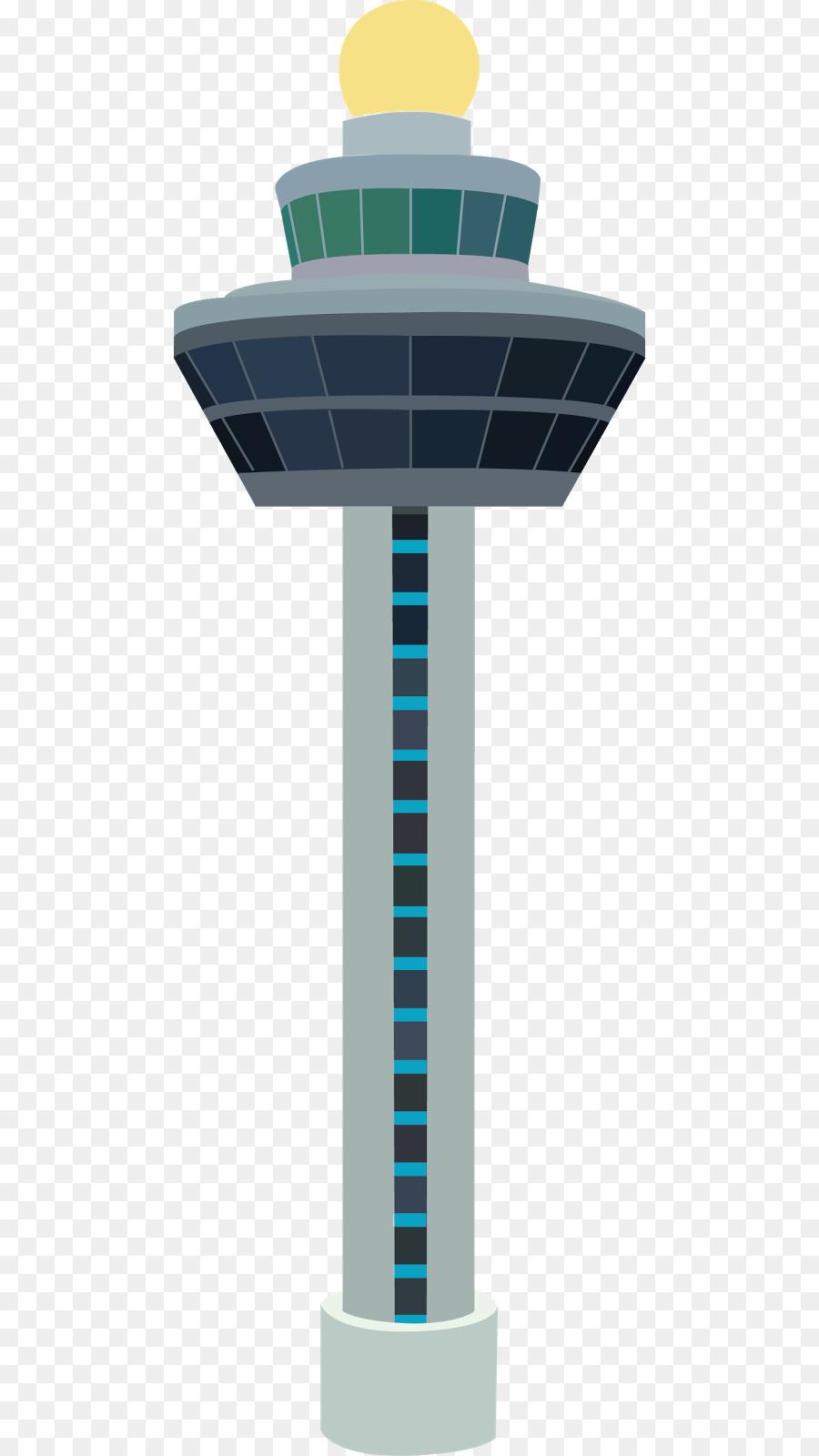 clipart Salzburg Airport Control tower Air traffic control.