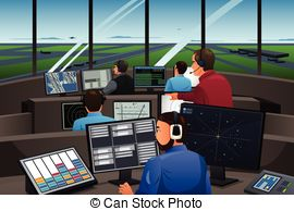Air traffic controller Illustrations and Clipart. 124 Air traffic.