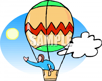 Air Transportation Clipart.