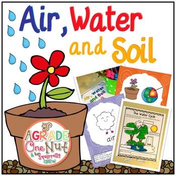 Air, Water, Soil Unit {Science}.