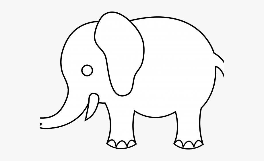 Asian Elephant Clipart Toddler.