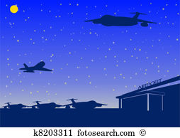 Airbase Clip Art and Illustration. 11 airbase clipart vector EPS.