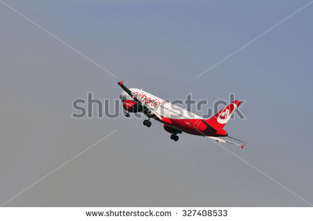 Air Berlin Stock Photos, Royalty.