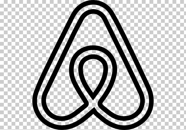 Computer Icons Encapsulated PostScript, Airbnb logo PNG.