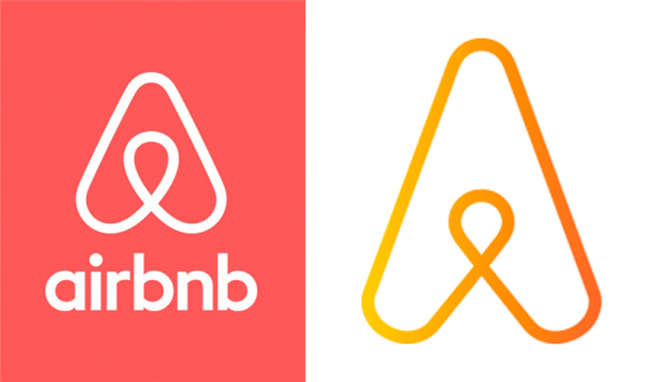 Airbnb's New Logo Looks Awfully Familiar.