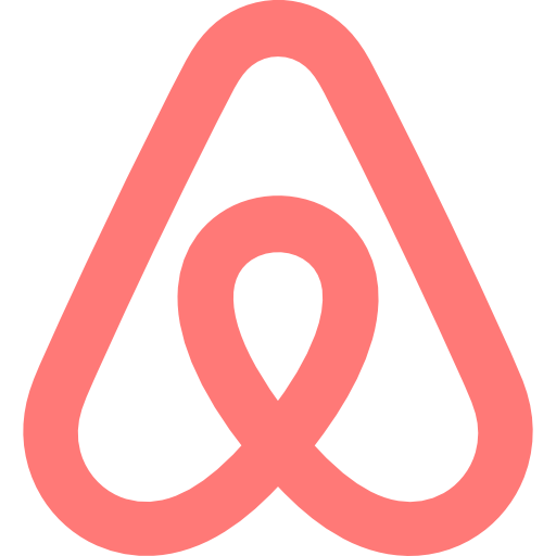 Airbnb Icon Free of Social icons.
