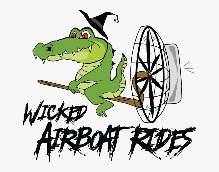 Wicked Airboat Rides , Free Transparent Clipart.
