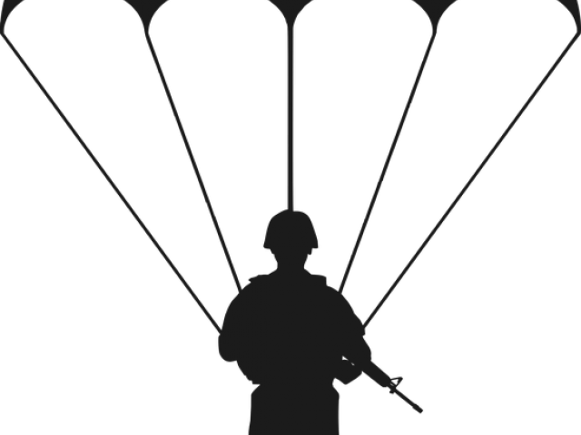 Airborne parachute clipart clipart images gallery for free.