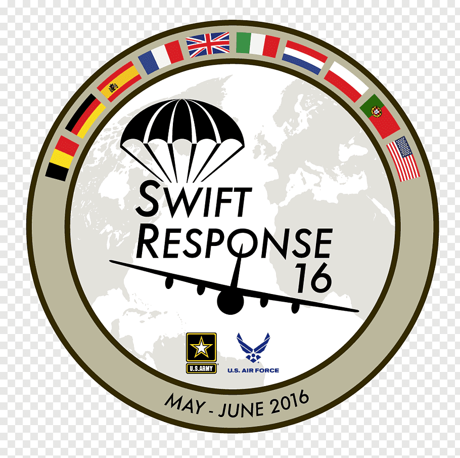 Bird Line Art, Parachute Regiment, British Army, Airborne.