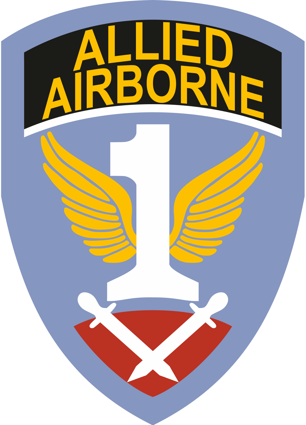 First Allied Airborne Army.