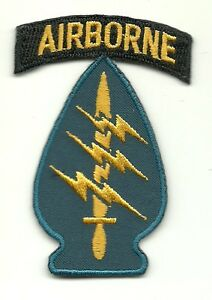 Details about Special Forces Airborne PATCH.