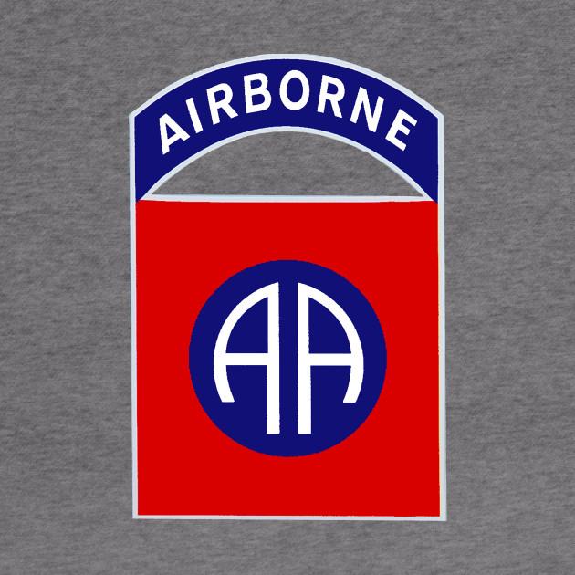82nd Airborne Division Logo by spacestuffplus.