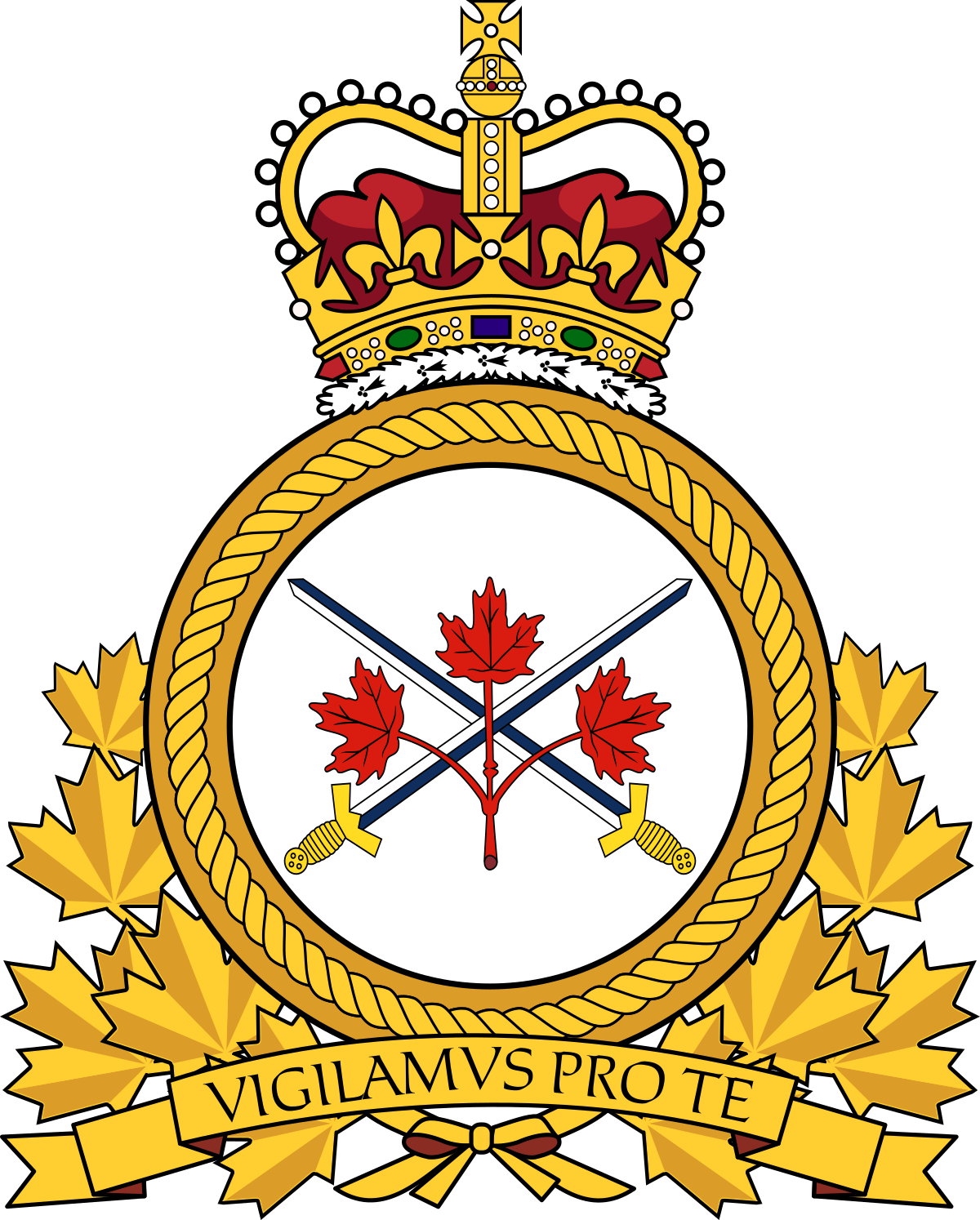 Princess patricias canadian light infentry airborne logo.