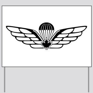 Princess patricias canadian light infentry airborne logo.