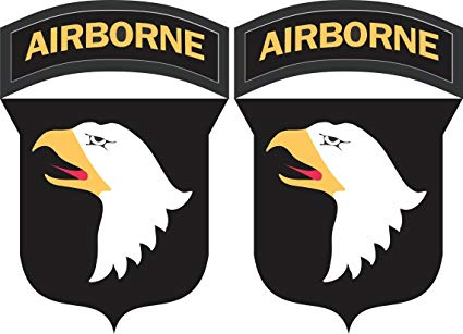 Amazon.com: MilitaryBest Army 101st Airborne Division Patch.